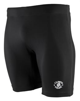Clinch Gear Clinch Gear Training Compression Shorts - Black